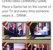 The Santa Hat Drinking Game
