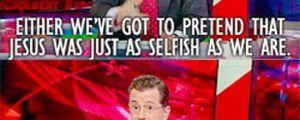 Colbert On Christianity