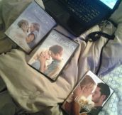 Nicholas Sparks Movies Have Something In Common