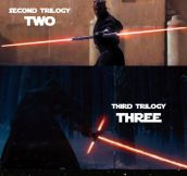 Star Wars Lightsaber Evolution