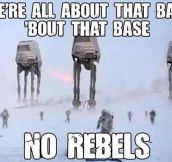 The Imperial Forces Knew It
