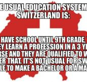 One Of The Best Education System In The World