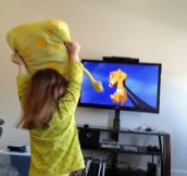 The Lion King Has Its Effects On Kids