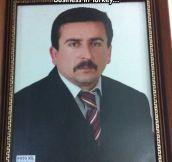 Turkish Michael Scott