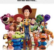 Something To Think About Toy Story