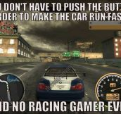 Racing Gamers Will Understand