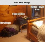 The Three Kinds Of Clothes