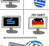 Greece Ball Can't Clear Debts
