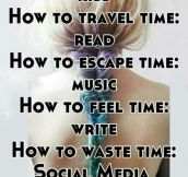 How To Handle Time