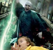 Voldemort Has No Sense Of Humor