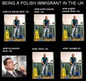 Being An Immigrant