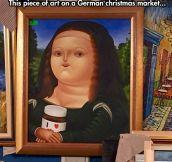 If Mona Lisa Lived Today