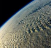 Breathtaking View Of Earth