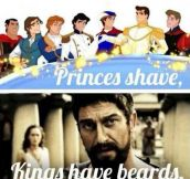 Princes Vs. Kings