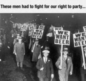 They Fought For The Right Cause
