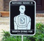 At Least They're Warned
