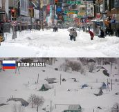 Winter Around The World