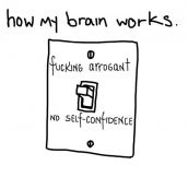 How My Brain Works Sometimes