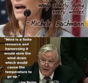 The Politicians That Rule Our World