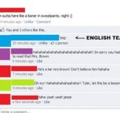8 Examples Why Teachers Shouldn't Use Facebook