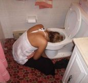 The Strangest Places To Take A Nap…(13 Pics)