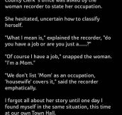 This Mom Never Expected To Be Treated Like This. But Her Reply Is Genius.