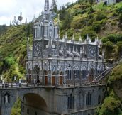 Incredible Cathedral In Colombia