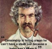 What Censorship Is Like