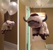 Sky Bison Is The Best Bison