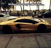 C3PO Lamborghini