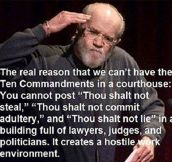 Ten Commandments In Court