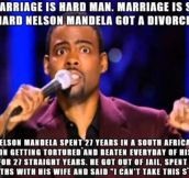 Perfectly Relevant In Light Of Chris Rock's Divorce