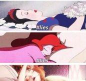 Disney Lies