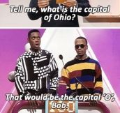 Capital Of Ohio