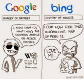 Why I Keep Choosing Google Over Bing