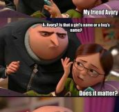 Gru Acting Like A Dad