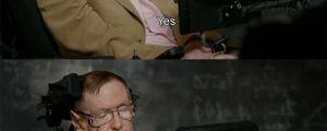 John Oliver Interviewing Stephen Hawking