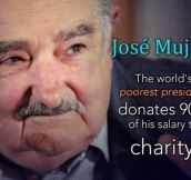 The World's Poorest President