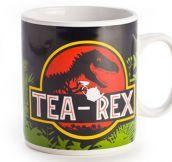 Jurassic Tea Mug