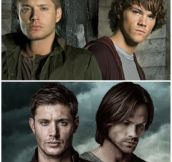 Supernatural Transformation From The First Season To The Last One