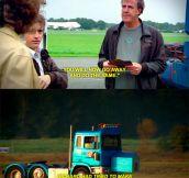 Top Gear Decorates Their Lorries