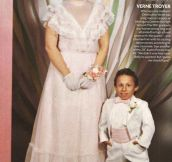 Verne Troyer At Prom