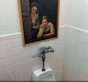Intimidating Painting