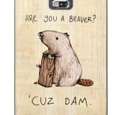 Pick Up Line Phone Case