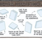 Our Dear, Departed Books