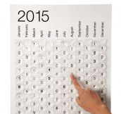 The Bubble Wrap Calendar