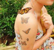 This Tattoo Is Too Meta
