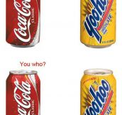 When Coke And Yoo-Hoo Meet