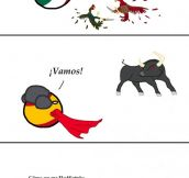 Countries And Their Sports With Animals