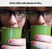 People With Glasses Know The Pain